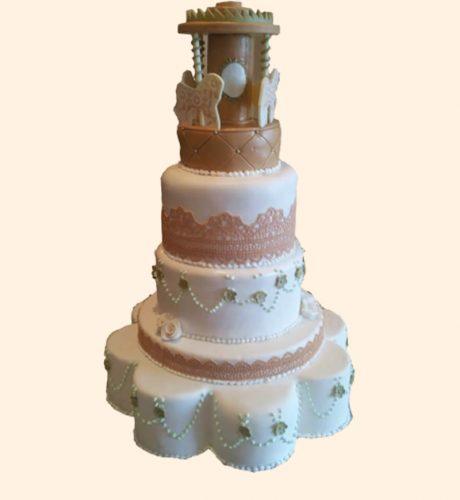 Wedding Cake精緻結婚蛋糕
