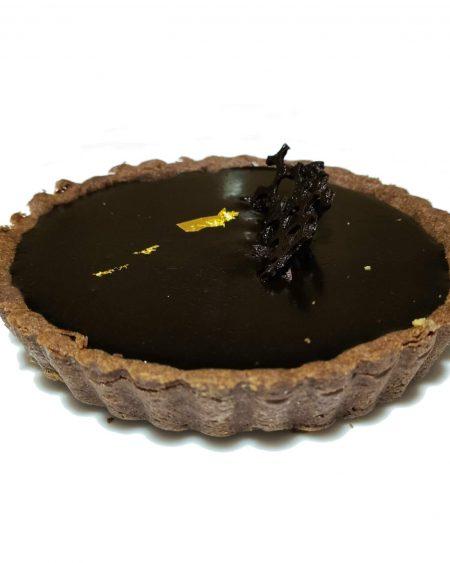 Chocolate Tart朱古力撻