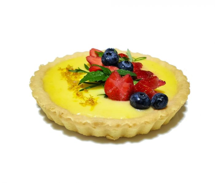 Classic French Style Lemon Tart法式檸檬撻